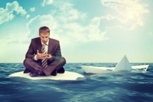 Business marooned due to poor link building choices